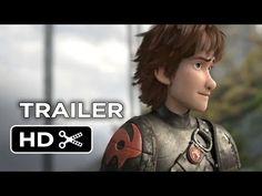 """DreamWorks ha publicado el primer trailer de la secuela de """"Cómo Entrenar a tu Dragón"""". Basada en una novela escrita por Cressida Cowell, el film pretende convertirse en una trilogía si esta nueva entrega logra al menos el mismo éxito que su predecesora."""