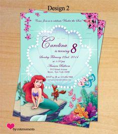 Disney Baby Princess Ariel The Little Mermaid por CuteMoments
