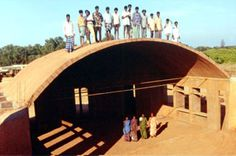 Instituto de la Tierra Auroville