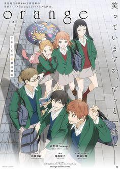 El Manga Orange de Ichigo Takano tendrá Anime para televisión en Verano del 2016.