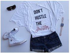 Don't Hustle the Hustler!