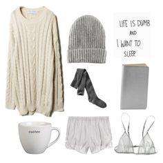 """""""Winter adult sleep wear!"""" by aurorarosesantana ❤ liked on Polyvore"""