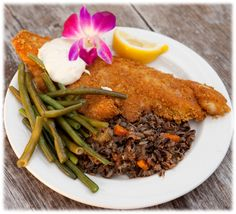 Walleye Dinner | Whitefish Catering | Whitefish Properties