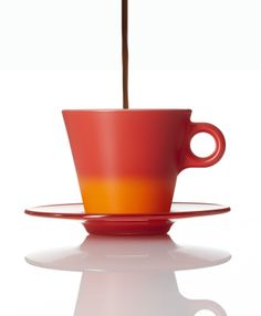 Ooh! Magico… Cappuccino Cup and Saucer Set|from Homecolours.com