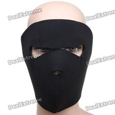 Cool Motorcycle/Hiking/Party Windproof Face Mask  Price: $4.80