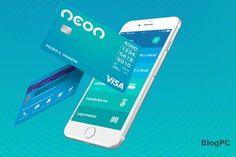 Neon é um novo banco digital brasileiro sem taxas mensais fixas - http://www.blogpc.net.br/2016/07/Neon-e-um-novo-banco-digital-brasileiro-sem-taxas-mensais-fixas.html #BancoDigital #Neon