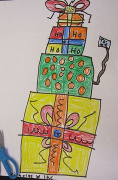 Christmas Art Ideas For Primary Students