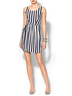 Collective Concepts Stripe Dress | Piperlime