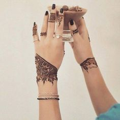 Border Style Natural Mehndi Design for Woman 2016 | mehndi designs for girls2016