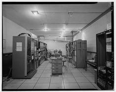 Before energy efficiency was the design criteria in a computer room http://cryptome.org/eyeball/aurora/aurora-04.jpg