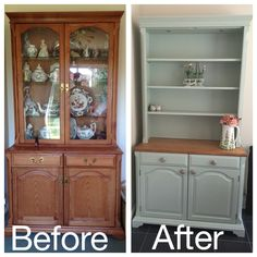 Upcycling old furniture