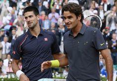 ATP Cincinnati Final Preview Roger Federer Vs Novak Djokovic