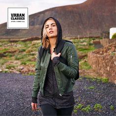 URBAN CLASSICS  DISCOUNTS    Ladies Basic Bomber Jacket     ➡  http://www.hoodboyz.co.uk/product/p163338_urban-classics-ladies-basic-women-bomber-jacket-olive.html