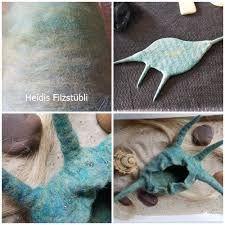 Afbeeldingsresultaat voor Muscheln filzen