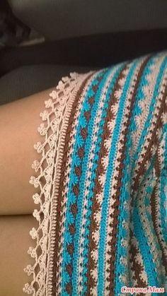 ¡Mi vestido de Sienna Vanesa Montoro!!! - la Labor de punto - el País de las Mamás