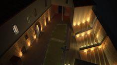 building redevelopment - Courtyard