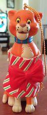 Grolier Disney Christmas Magic Ornament Aristocats O'Malley Oliver Dale MIB lot