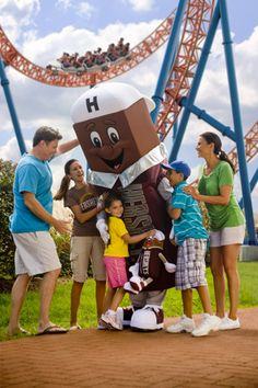 Hershey Lodge offers upscale amenities for guests of all ages. Located near Hersheypark, our resort offers hours of relaxation by our fireplace, pools and restaurants. Hershey Lodge, Hershey Park, Roller Coasters, Family Getaways, Family Vacations, Family Travel, Need A Vacation, Local Attractions