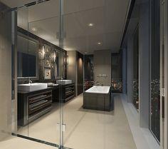 Brilliant bathroom.