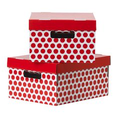 PINGLA Box with lid IKEA This box is suitable for storing everything from newspapers and magazines to clothes or your children's toys.