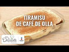 como hacer tiramisu de cafe de olla   CocinaDelirante