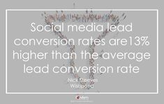 Learn social media lead generation strategies with case studies and real examples. Digital Marketing Strategy, Content Marketing, Online Advertising, Lead Generation, Motivate Yourself, Case Study, Quotes To Live By, Fans, Inspirational Quotes