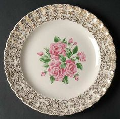 CHINA or DINNERWARE PATTERNS: Patterns & Designs on