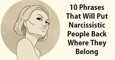 Narcissists are selfish, arrogant and self-absorbed individuals who constantly look for attention and admiration. By using their natural charm and...