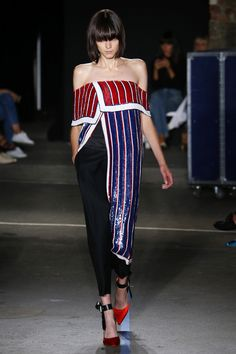 Monse | Ready-to-Wear Spring 2017 | Look 32