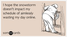 Yes, there was another snow storm yesterday that resulted in a snow day for work AND school. Description from breathedeeplyandsmile.com. I searched for this on bing.com/images