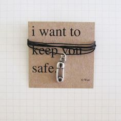Keep You Safe Necklace , 11,50€, now featured on Fab.