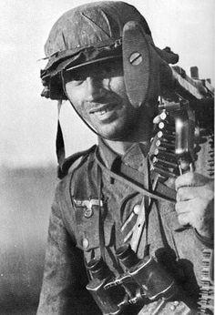 German machine gunner ====================== Немецкий пулеметчик