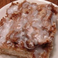 Cinamon roll cake Recipe   Just A Pinch Recipes