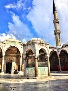 take me back to Istambul