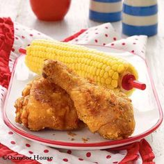 Gooseberry Patch Mother's Fried Chicken. Hot or cold, this fried chicken recipe is one of the best we've ever had!