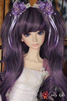 Great lovely cute BJD, Here it is