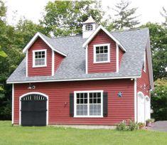 Custom Built Garages - Kloter Farms