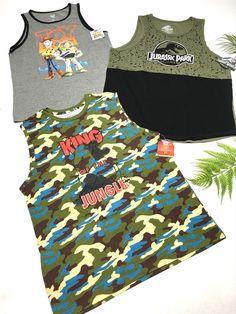 Camisetas con estampados de tus personajes favoritos Aeropostale, Nhl, Under Armour, Color Negra, Bikinis, Swimwear, Tank Tops, Women, Fashion