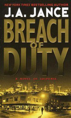 J.A. Jance - Breach Of Duty