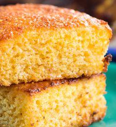 Blue Ribbon Corn Bread. #purewowrecipes