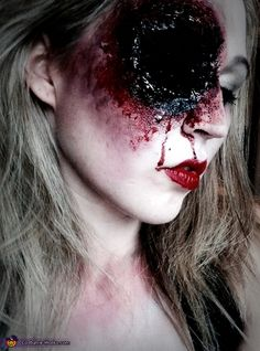 Shot-To-The-Face - 2014 Halloween Costume Contest via @costume_works