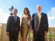 Miss Universe 2014/2015 Press Conference - http://missuniversusa.com/miss-universe-20142015-press-conference/