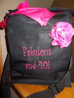 Picnic Thermal Tote w/Small Rosette Clip as a birthday gift  Www.mythirtyone.com/HeatherGarrison