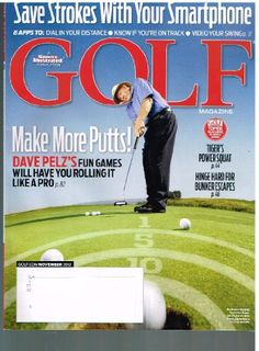 GOLF Magazine (Nov 2012) Make More putts by Dave « Library User Group