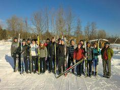 Seahawks boys Nordic team takes third at MVCs