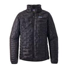 W's Micro Puff® Jacket, Black (BLK)