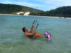 Sunshine Coast - attraction - Australian Kitesurfing Academy...kitesurfing would be worth a try...    #airnzsunshine