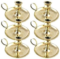 Biedermann & Sons Small Brass Chamberstick Candle Holders... https://smile.amazon.com/dp/B002LGUDW6/ref=cm_sw_r_pi_dp_x_6KGiybQ0N06Z7