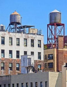What You Need to Know About Water Towers (It's Grosser Than You Think)
