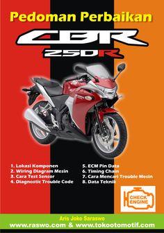 Pedoman Perbaikkan mesin ( Injeksi ) Sepeda Motor Honda CBR
